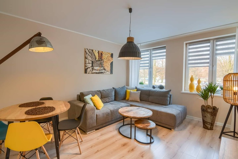 Jak zrobić zdjęcia wnętrz mieszkania lub domu?