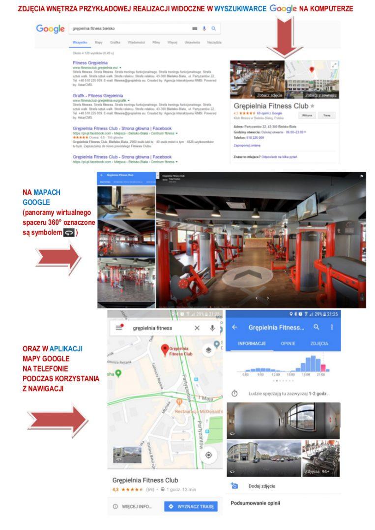Fotograf Google Street View - Katowice, Tychy, Bielsko - 2020r 1